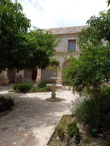 Jardín Casa de Cristo Moratalla