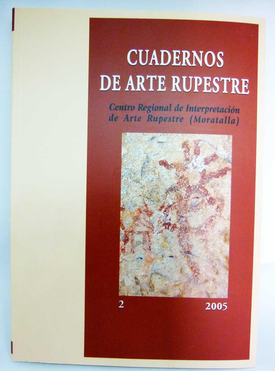 25€-Libro Cuadernos de Arte Rupestre II