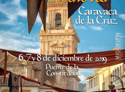 XVI Mercado Medieval en Caravaca de la Cruz 2019