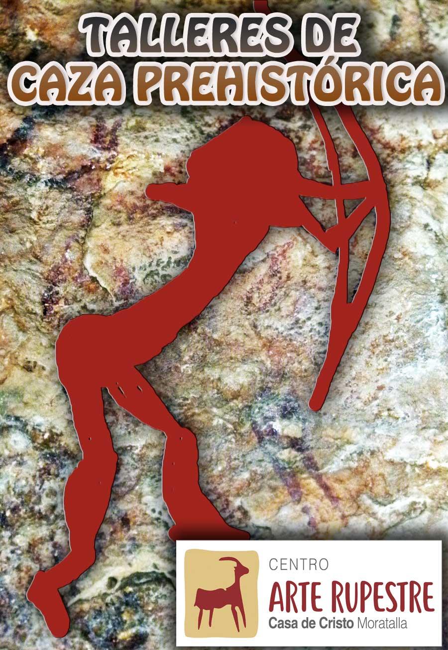 Taller de caza prehistórica