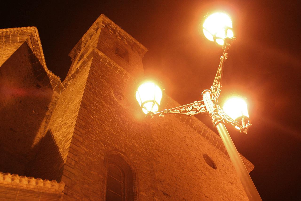 Iglesia de Moratalla