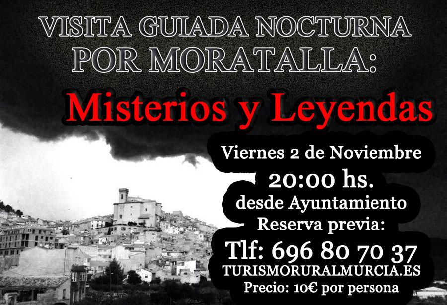Visita guiada por Moratalla Murcia