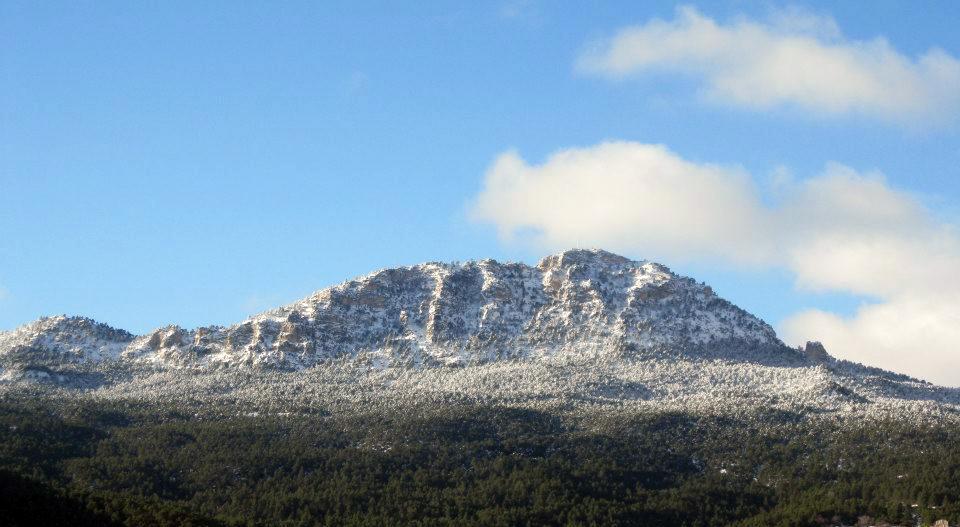 Sierra del Buitre en Moratalla