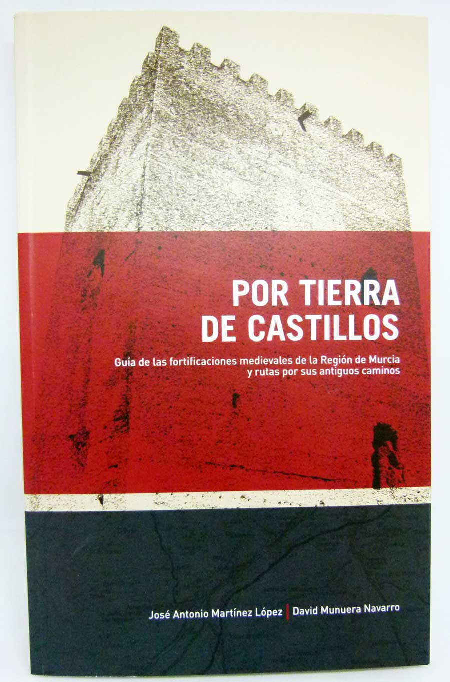 30€-Libro Por Tierra de Castillos