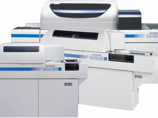 Olympus Develops High Sensitivity CRP Assay For Its Standardized AU-Series Analyzers