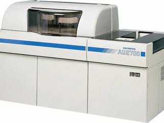 The New Olympus AU2700™ High-Volume Chemistry-Immuno Analyzer