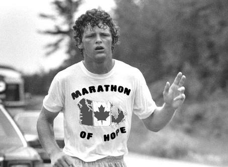 Alameda to Run for Terry Fox Tomorrow