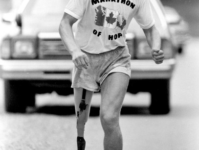 Terry Fox Donations 2020