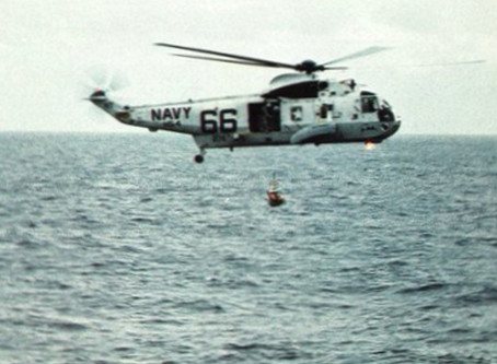 "FF = 66, ""sea"" the King of helicopter"