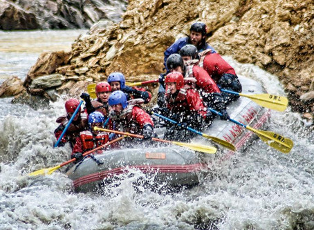 Forrest Fenn confirms raft safety message