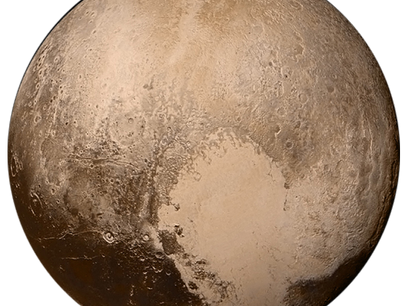 The Pluto New Horizon connection