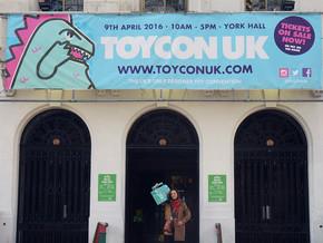 TOYCON UK 2016!