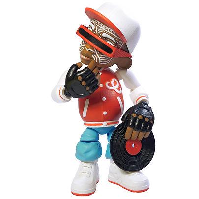Boomboy, b-boy, hip hop toy