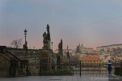 Charles Bridge - Prague 2014