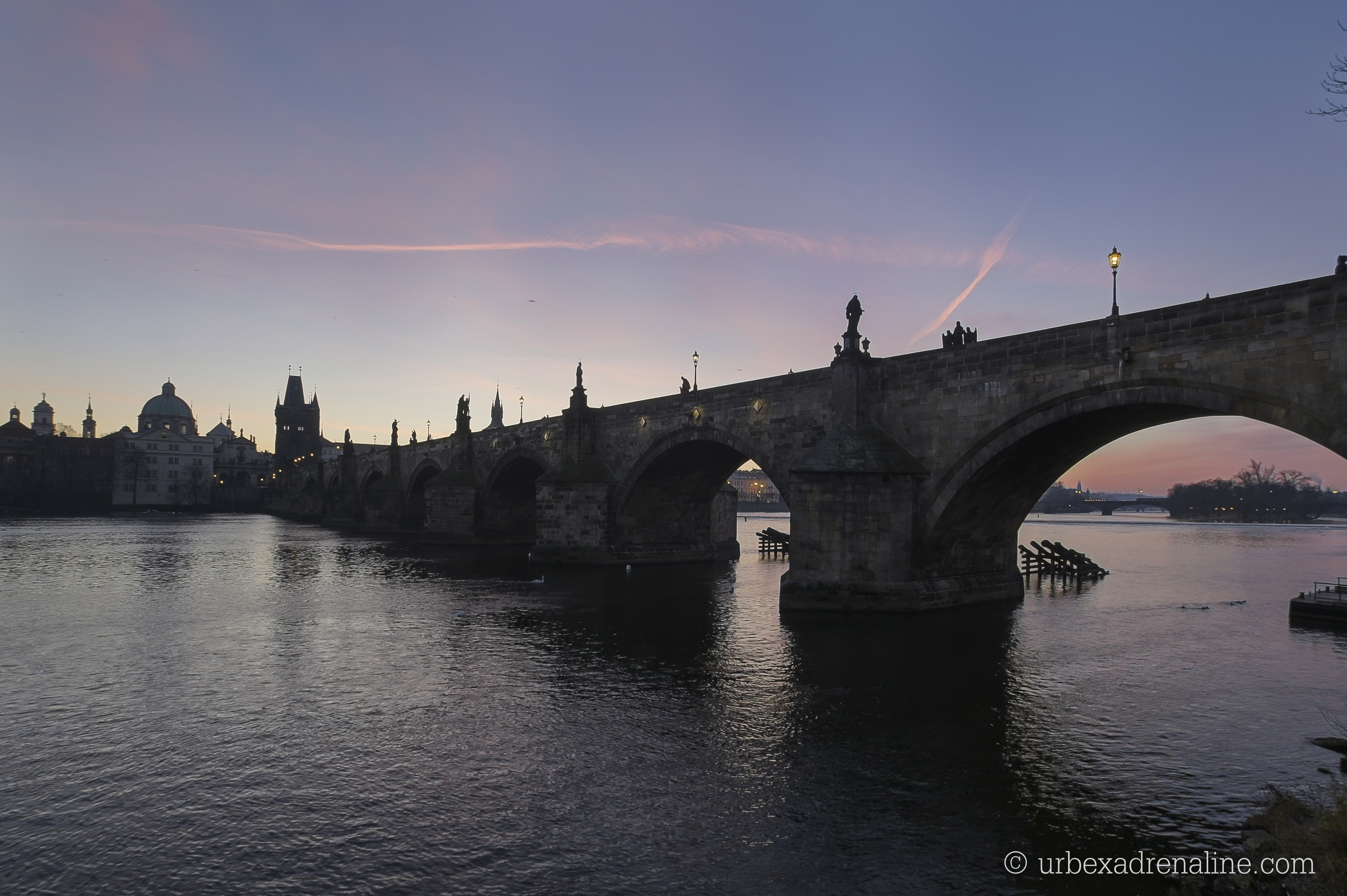Charles Bridge - Prague 2014