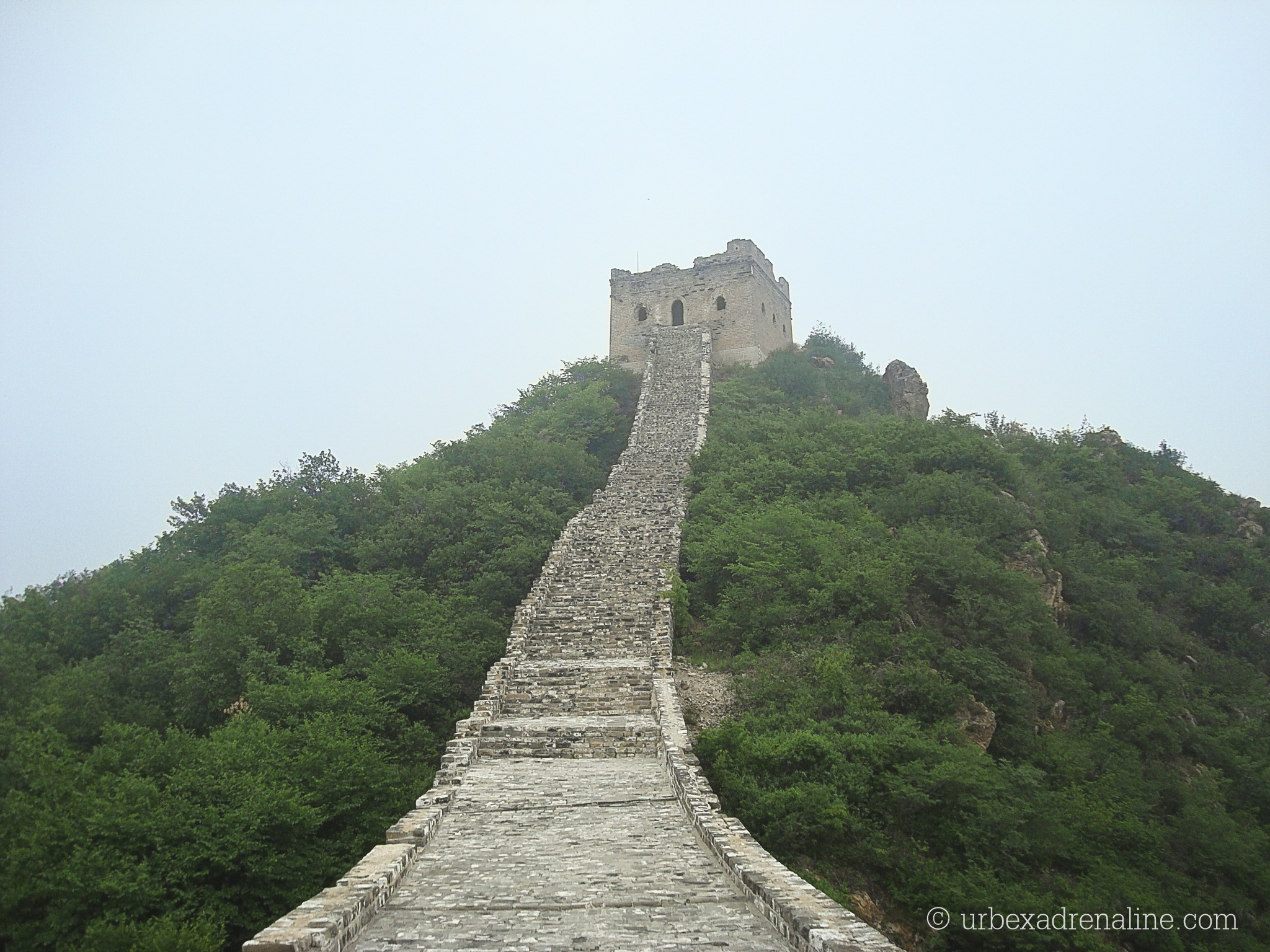 Great Wall Simatai - China 2009