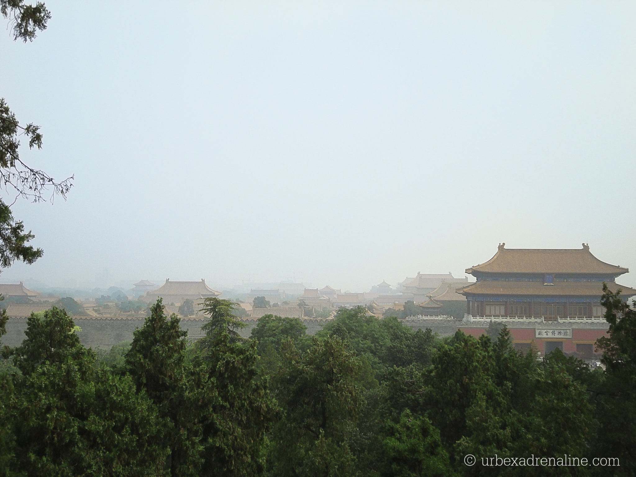 Forbidden City - China 2009