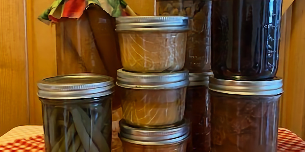 Summer Canning ~ Preserve Your Own Foods!