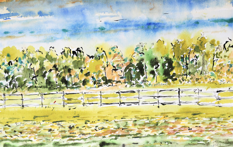 On The Farm - Ann Donald