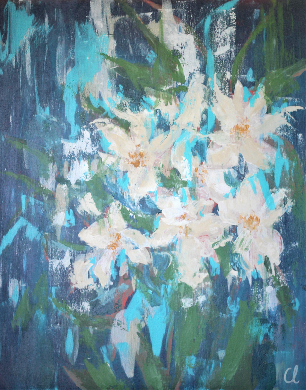 Flower Composition III - Christine Loewen