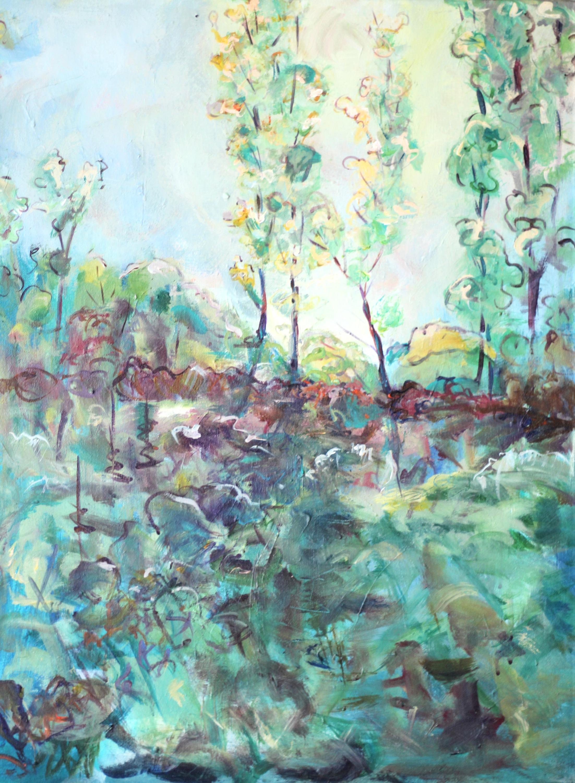 Sunlight 3 - Karen Wooller