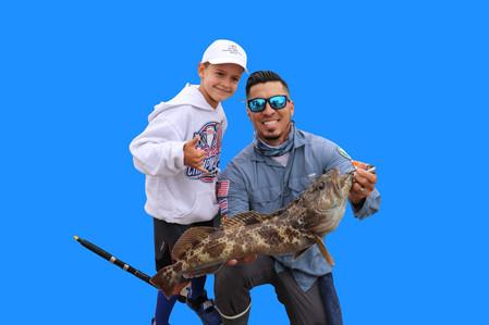 Lincod fishing