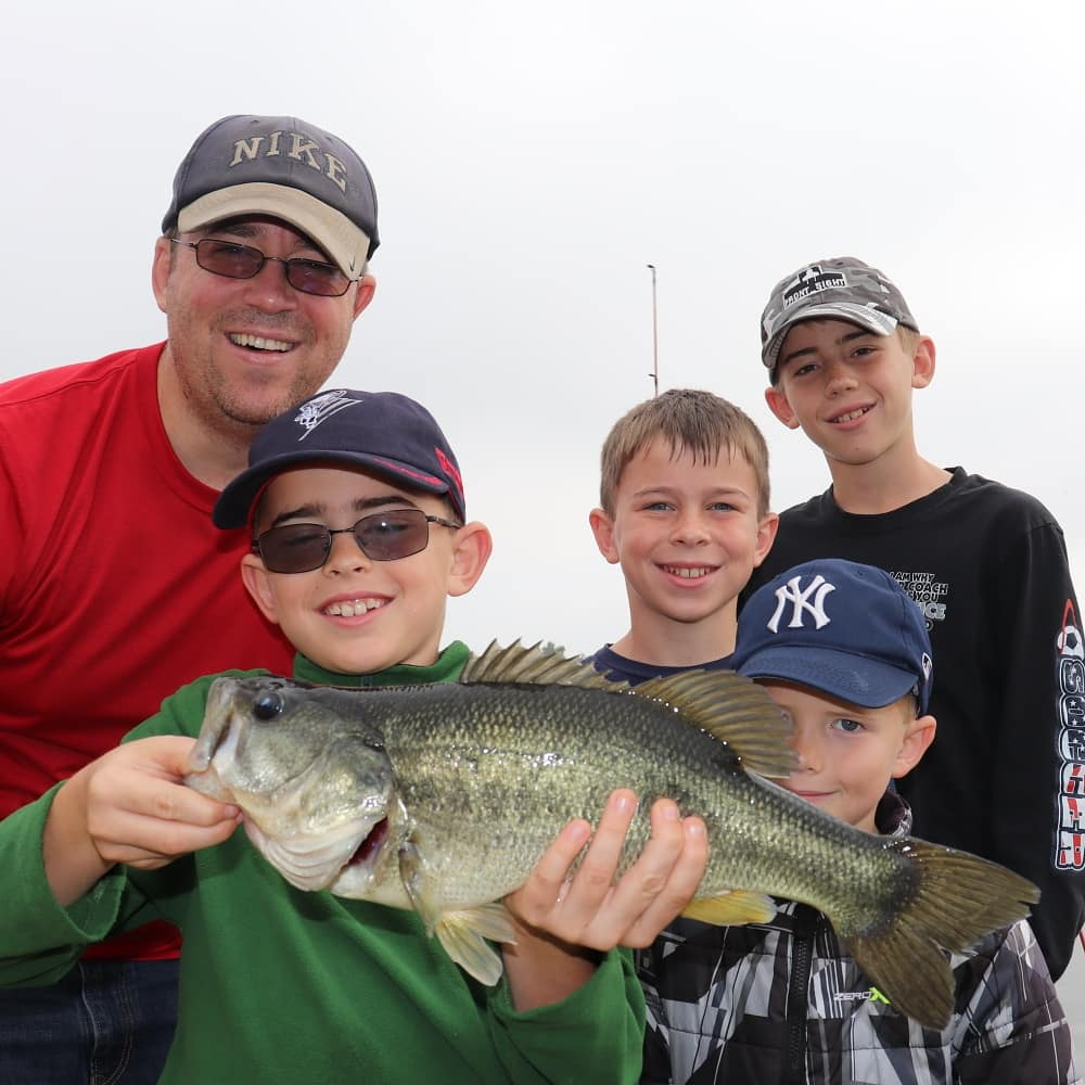 kids fishing lessons in los angeles