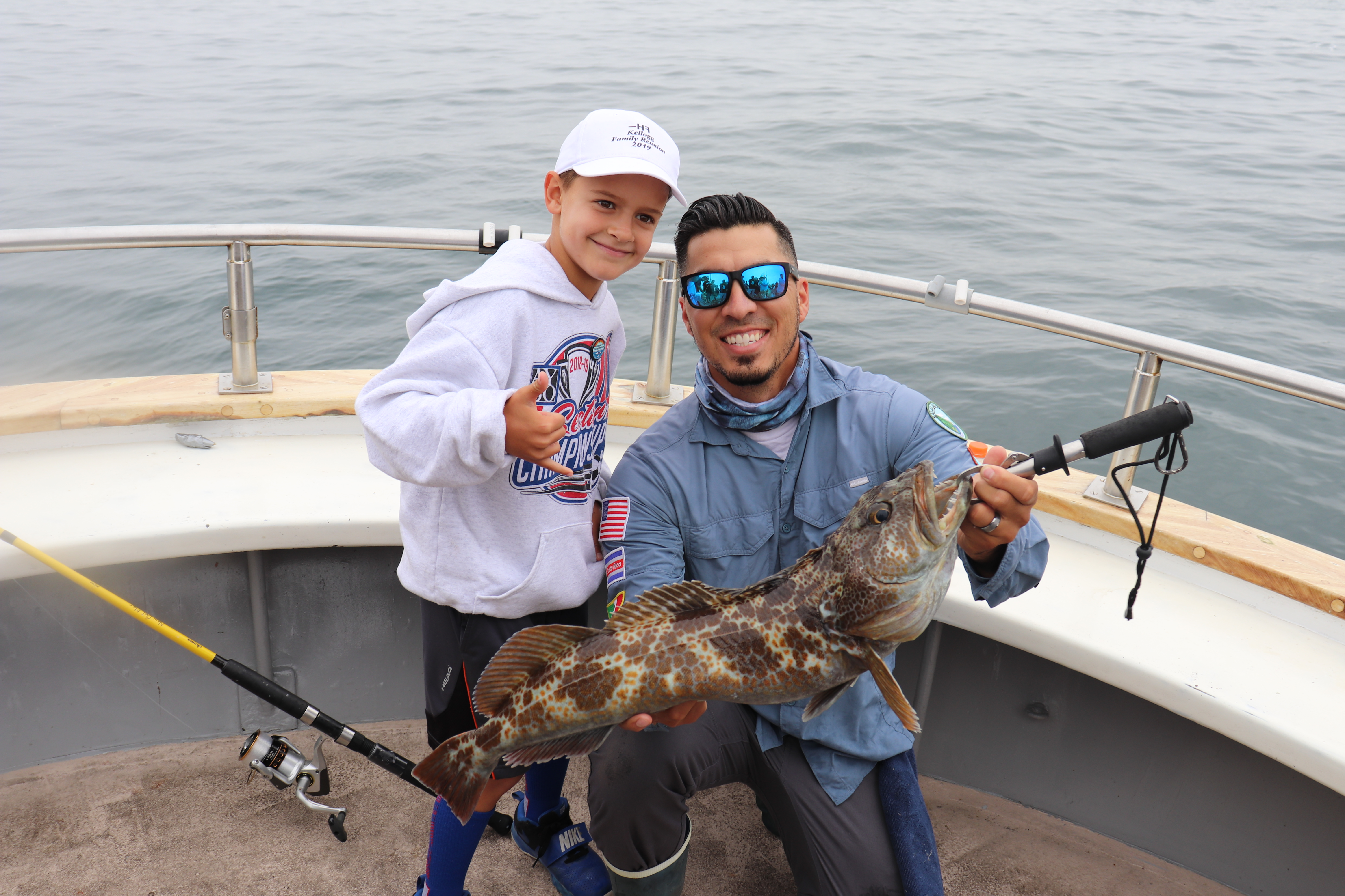 deep sea fishing in los angeles