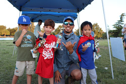 kids fishing tournament Los Angeles