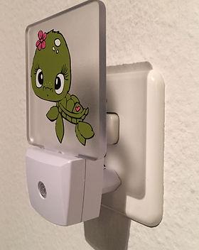 LED Licht Schildkröte2