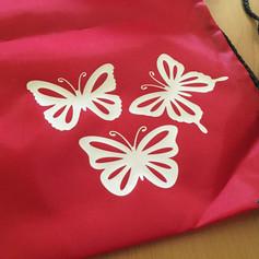 Flexdruck / Schmetterling