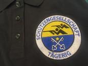 Stickerei auf Polo Shirt