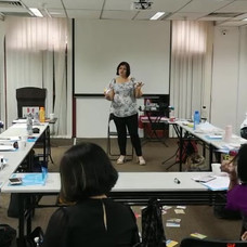 Counselling with therapeuric cards Workshop Singapore