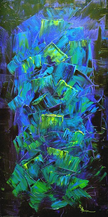 Mélange Fluorescent