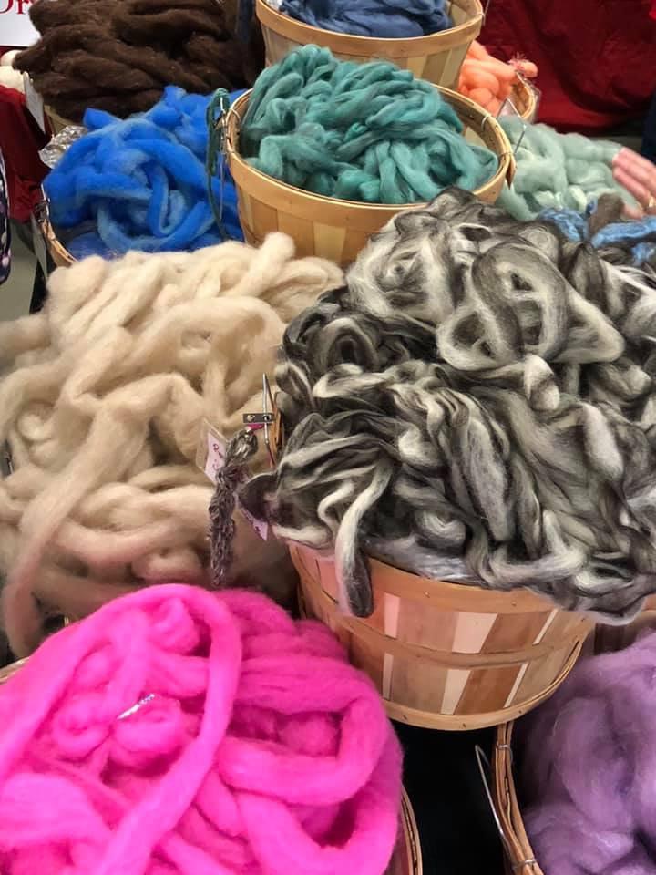 How to Dye Fiber and Yarn