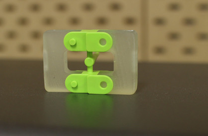 3D printed pickout