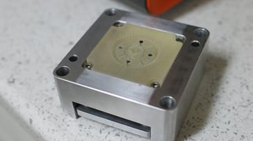 Printed tool in MUD box