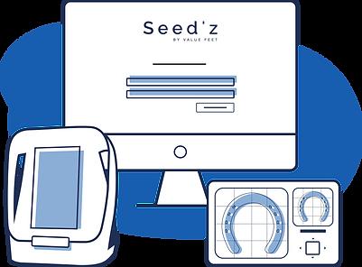ValueFeet, un service de maréchalerie de ferrures 1000% numériques