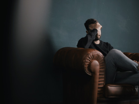 """[Men and Mental Health] Why It is More Important To Open Up Than """"Man Up."""""""
