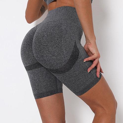 Push Up Seamless Fitness Shorts