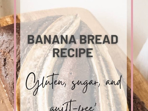 🍌The Best Protein Banana Bread🍌