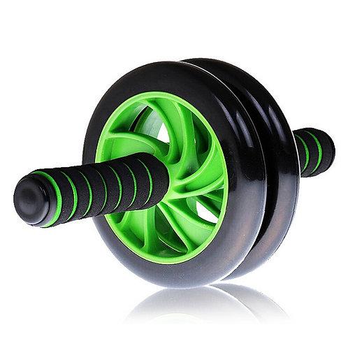 Ab Roller Wheel Machine & Muscle Tissue Massager