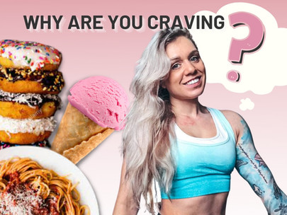 Why Are You Craving Certain Foods? And How To Start Control Your Temptations?