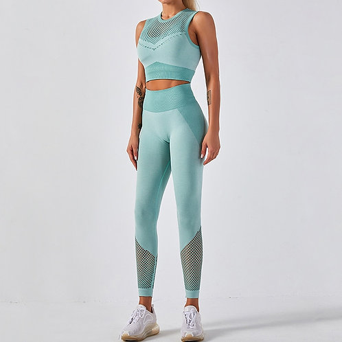 *NEW* Fitness Stretch Seamless Set - Or Buy Separately