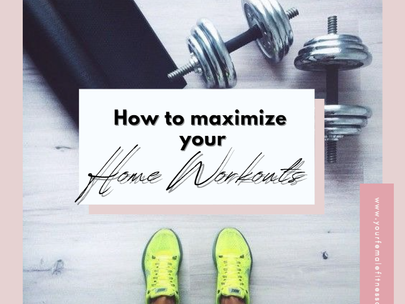 The Best Tips On How To Maximize Your Home Workouts.