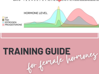A Complete Training Guide For Female Hormones