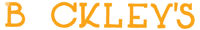 Buckley's Logo 3