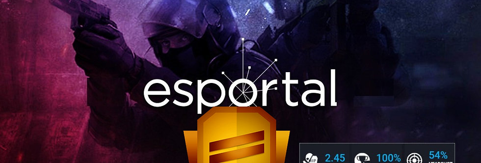 Esportal Gold | Fresh Faceit lvl.3 | Verified | Instant Delivery