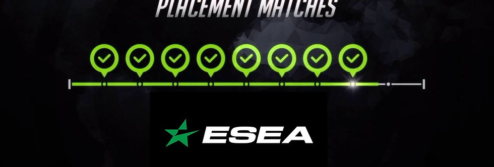 esea placement matches boost