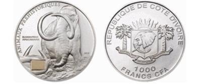 Se les ocurriría poner en la moneda de tu país algo prohibidísimo?